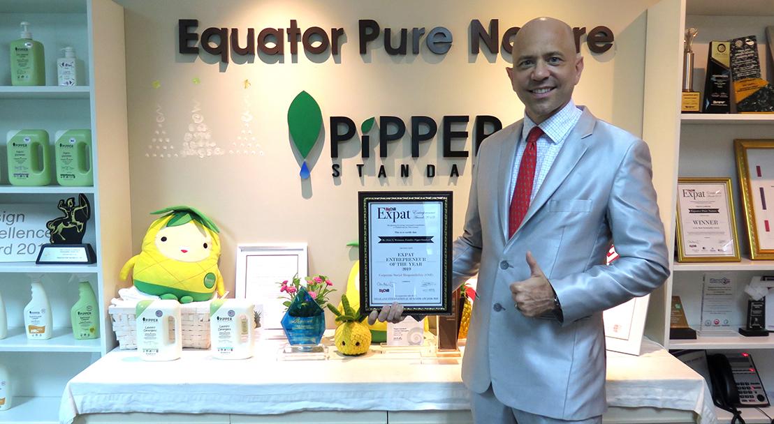 Expat Entrepreneur Award